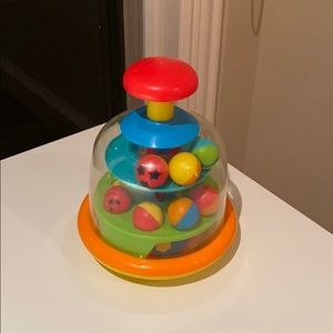 Other - 3 baby toys sound music balls buttons